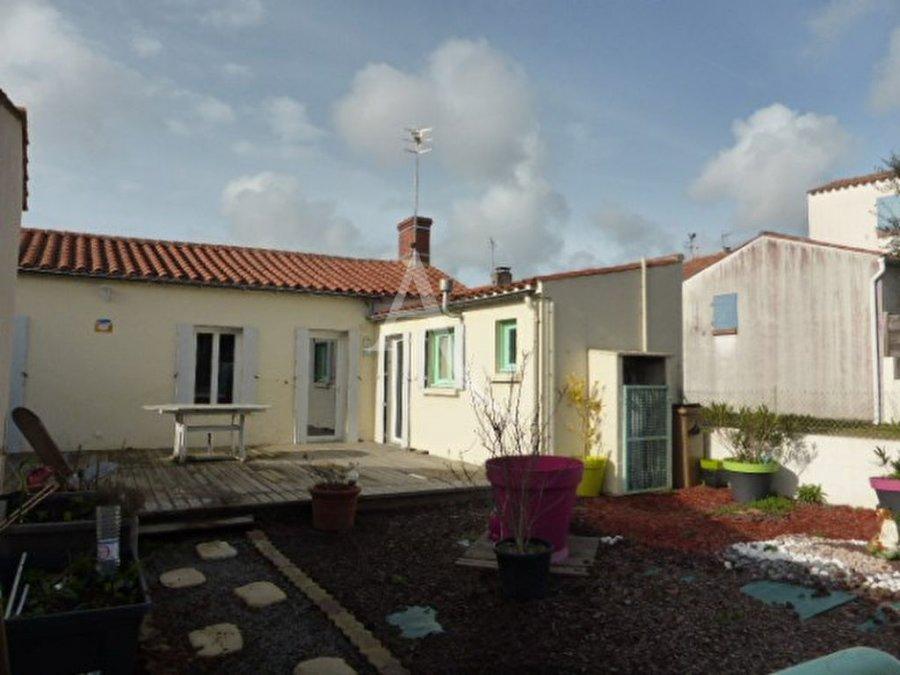 acheter maison 3 pièces 65 m² longeville-sur-mer photo 2