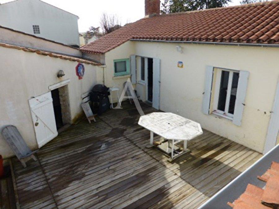 acheter maison 3 pièces 65 m² longeville-sur-mer photo 1