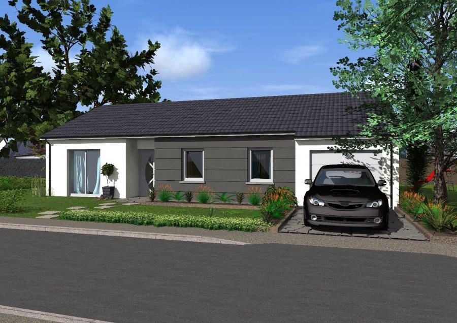 acheter maison individuelle 4 pièces 94 m² charmes photo 1