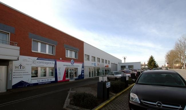 louer bureau 0 chambre 15.5 m² windhof photo 1