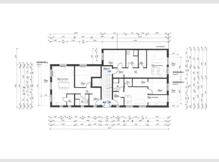 Appartement à vendre 2 Pièces à Speicher (DE) - Réf. 7164219