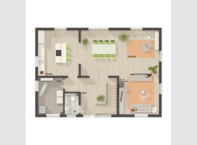 Maison à vendre 4 Pièces à Mettlach (DE) - Réf. 7233851