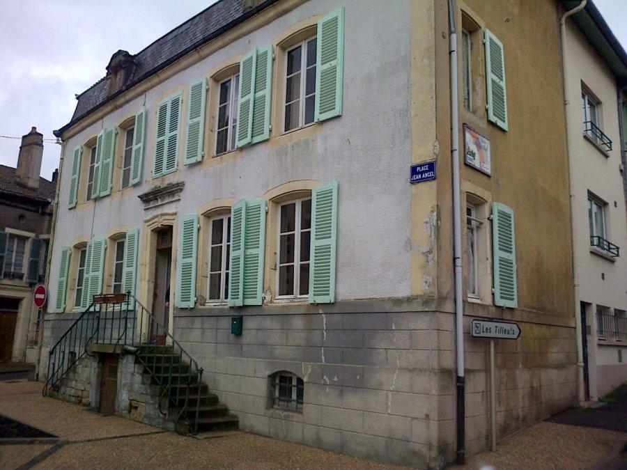 Maison à vendre F6 à Stenay