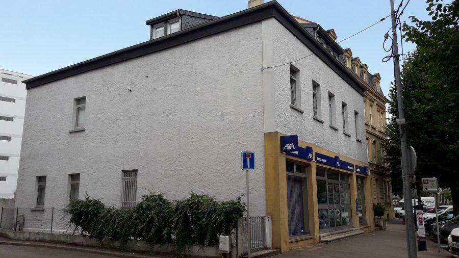 Immeuble de rapport à vendre à Montigny-lès-Metz