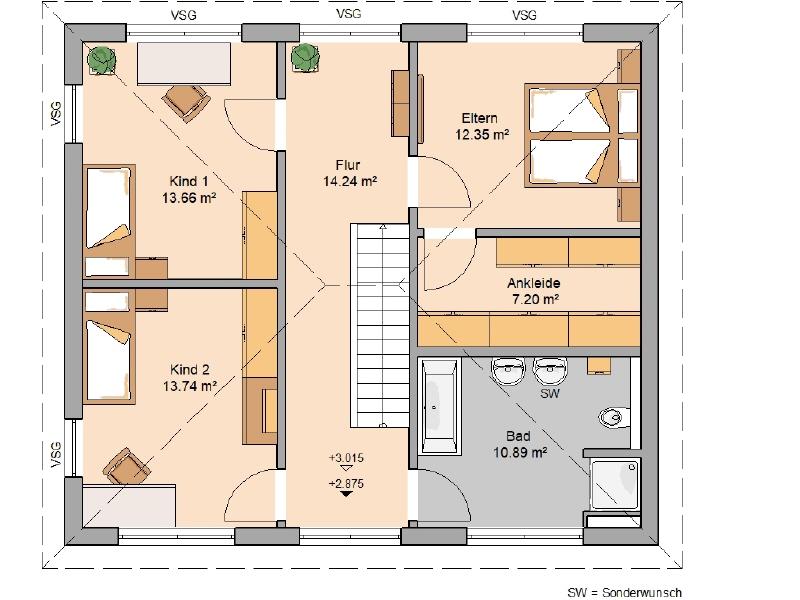 acheter maison 5 pièces 147 m² hermeskeil photo 4