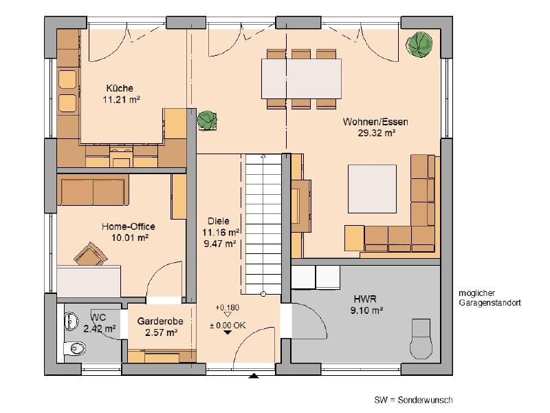 acheter maison 5 pièces 147 m² hermeskeil photo 3