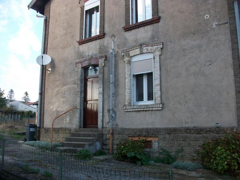 Appartement à vendre F2 à Valleroy