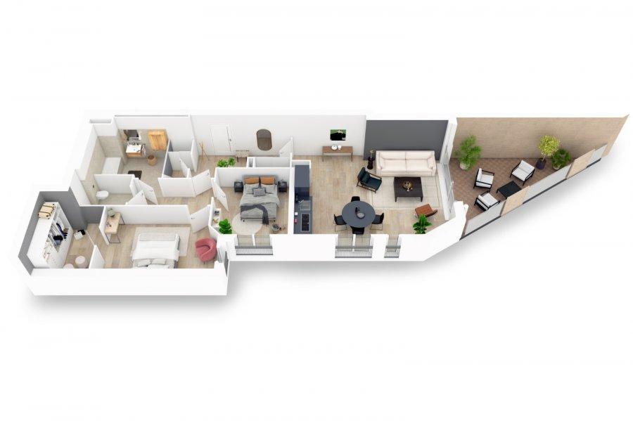 Appartement à vendre F3 à Lexy
