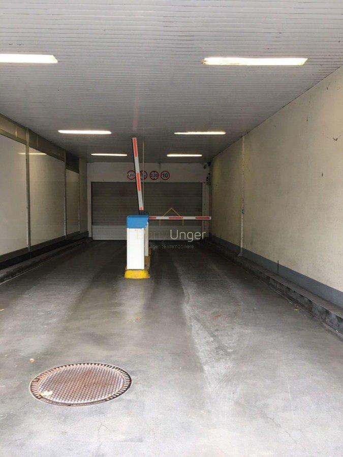 acheter garage-parking 0 chambre 0 m² luxembourg photo 1