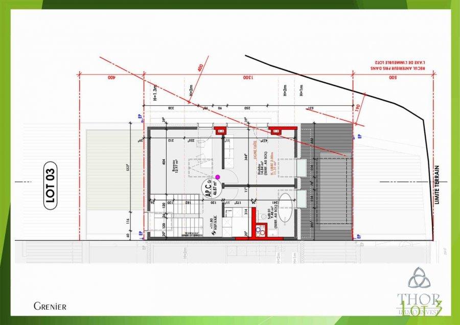 acheter duplex 4 chambres 108.94 m² luxembourg photo 4