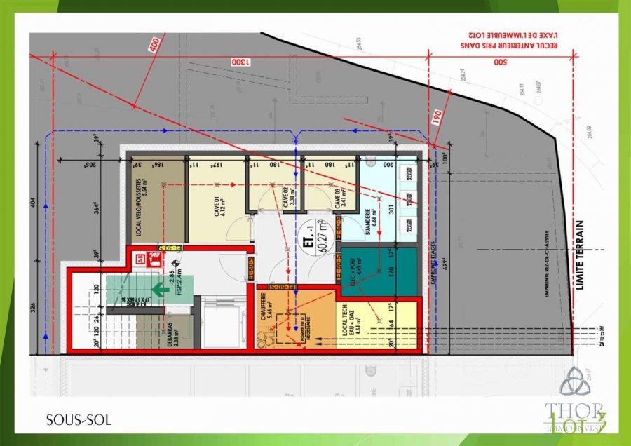 acheter duplex 4 chambres 108.94 m² luxembourg photo 5