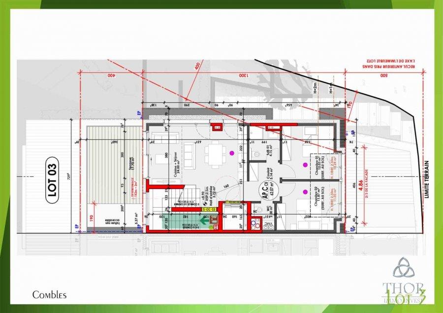acheter duplex 4 chambres 108.94 m² luxembourg photo 3