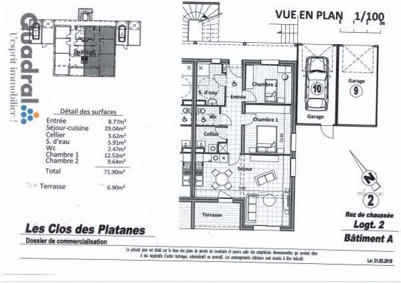 acheter appartement 3 pièces 71 m² creutzwald photo 4