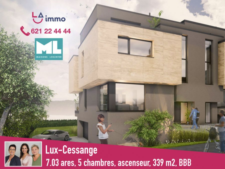 acheter maison 5 chambres 248 m² luxembourg photo 1