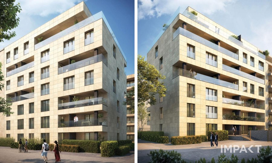 apartment for buy 1 bedroom 52.99 m² luxembourg photo 1