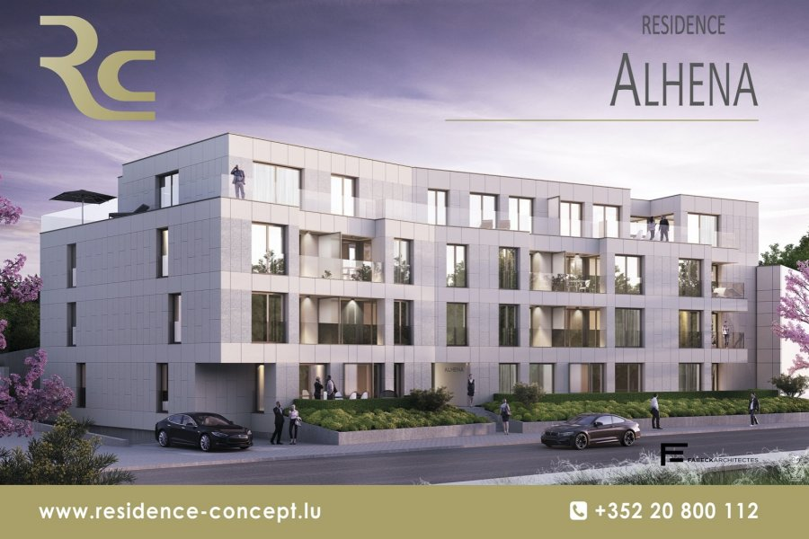 acheter appartement 1 chambre 76.24 m² luxembourg photo 4