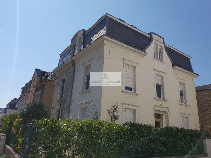 Maison individuelle à louer 4 chambres à Luxembourg-Belair