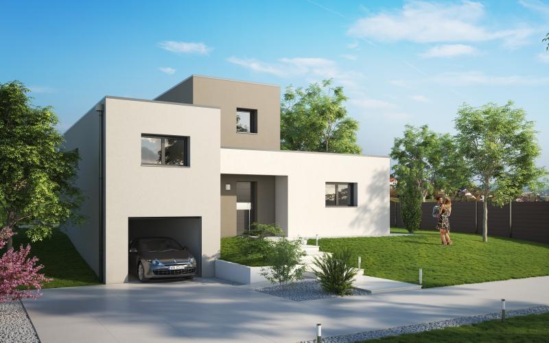 Maison à vendre F5 à Folschviller