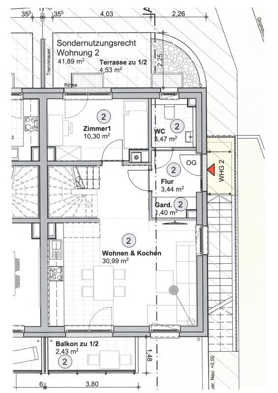 doppelhaushälfte kaufen 4 zimmer 105.09 m² trier foto 5