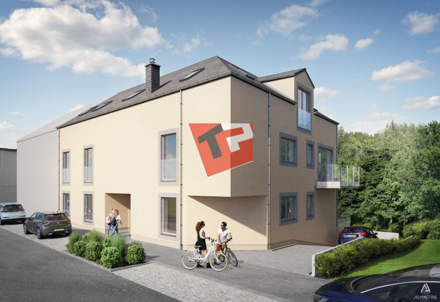 wohnung kaufen 2 schlafzimmer 64.81 m² steinfort foto 1