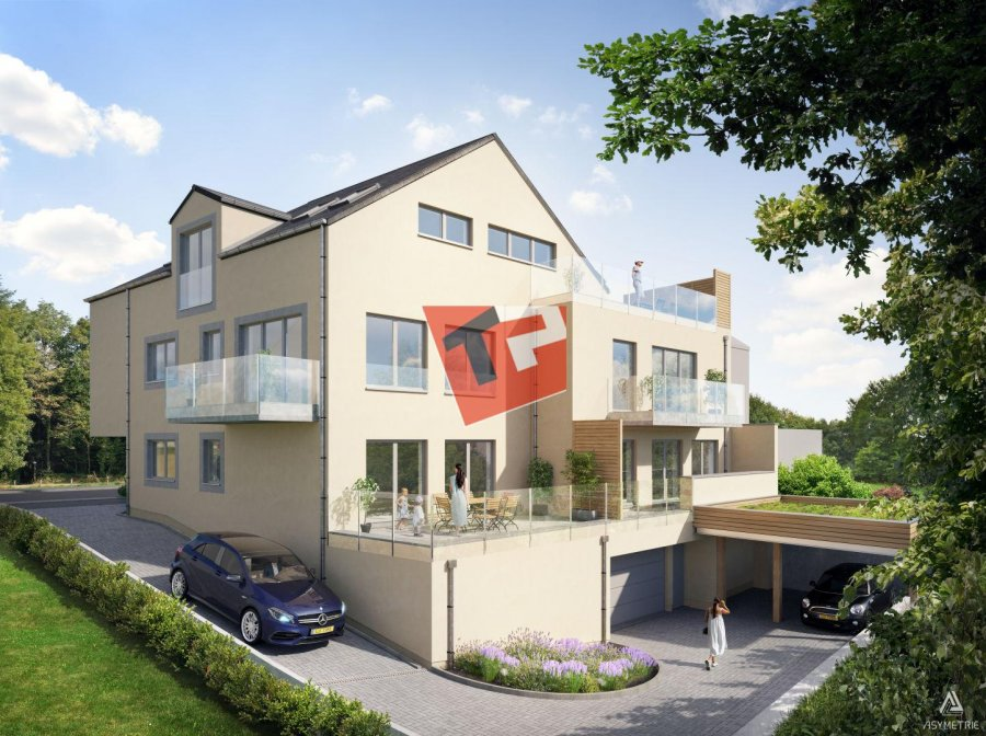 wohnung kaufen 2 schlafzimmer 64.81 m² steinfort foto 2