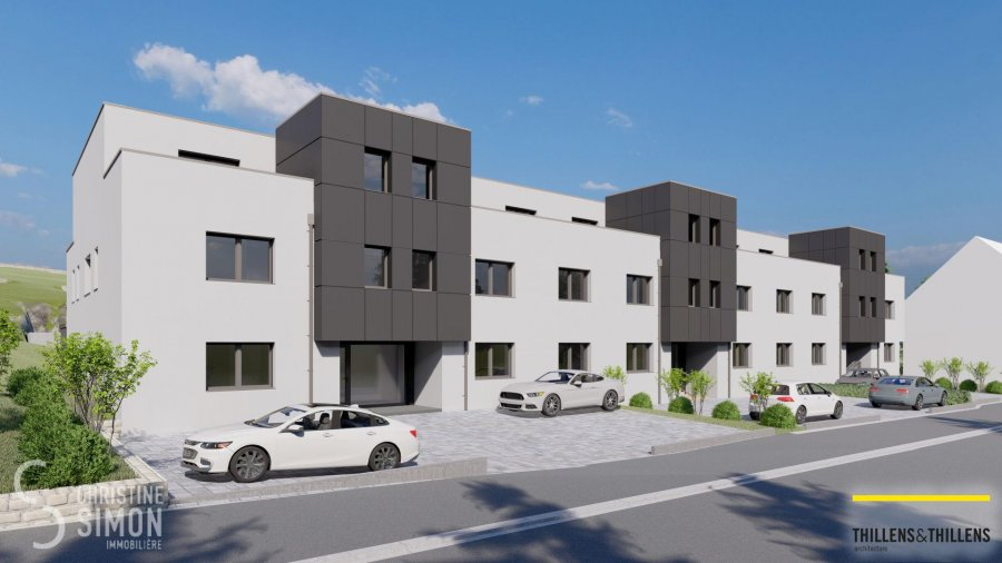 wohnung kaufen 2 schlafzimmer 87.74 m² brouch (mersch) foto 2