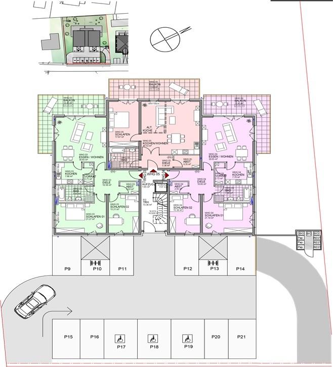 acheter appartement 0 pièce 111.89 m² perl photo 4