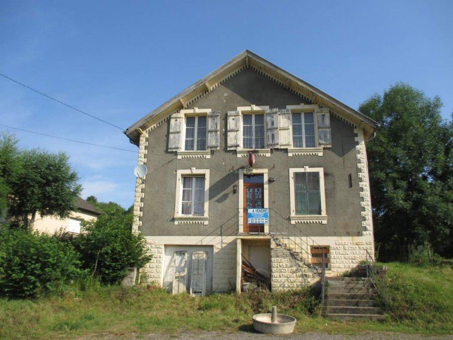 Maison à vendre F5 à Ecouviez