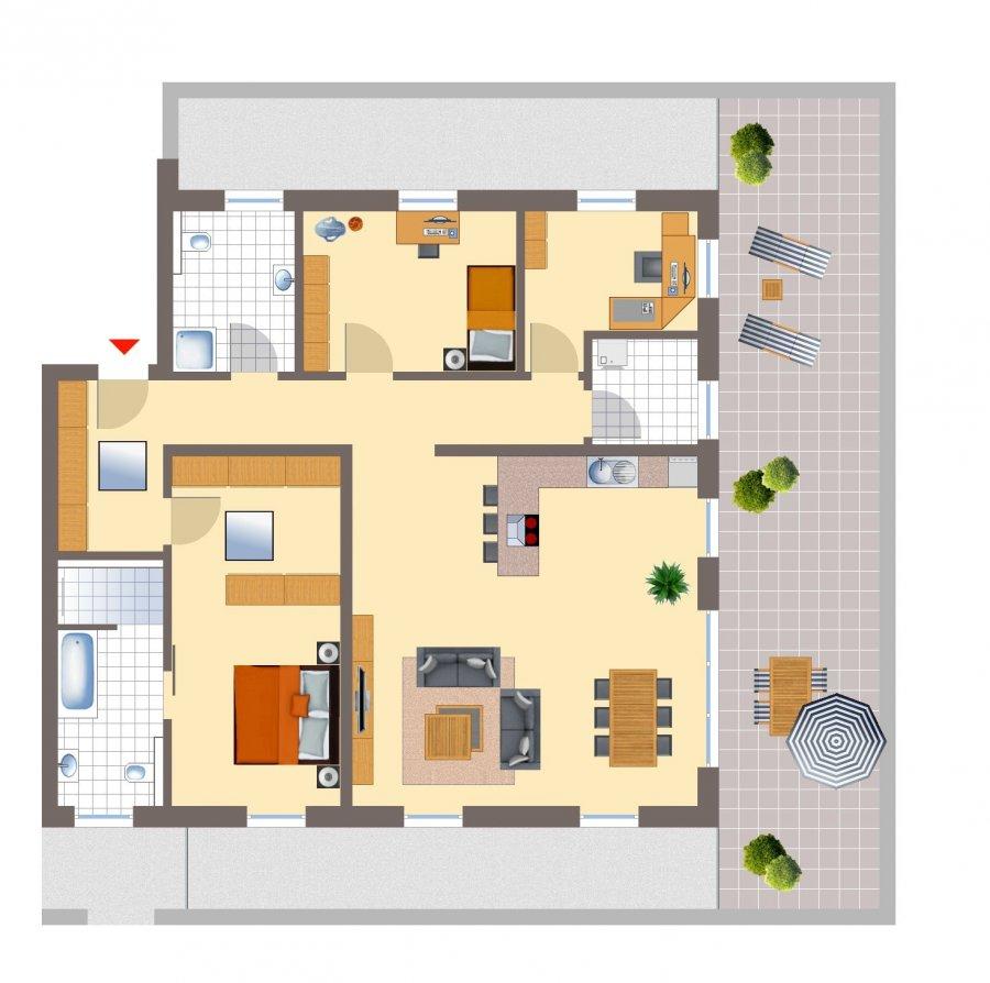 penthouse-wohnung kaufen 4 zimmer 145.75 m² echternacherbrück foto 2