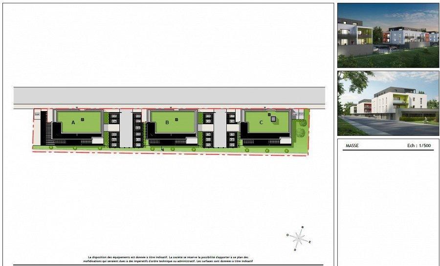 acheter appartement 2 pièces 48 m² audun-le-tiche photo 4