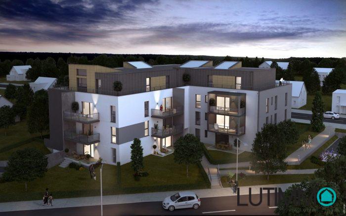 acheter appartement 4 pièces 80 m² saint-louis photo 1