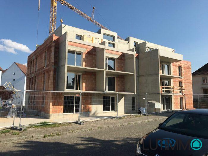 acheter appartement 4 pièces 80 m² saint-louis photo 2