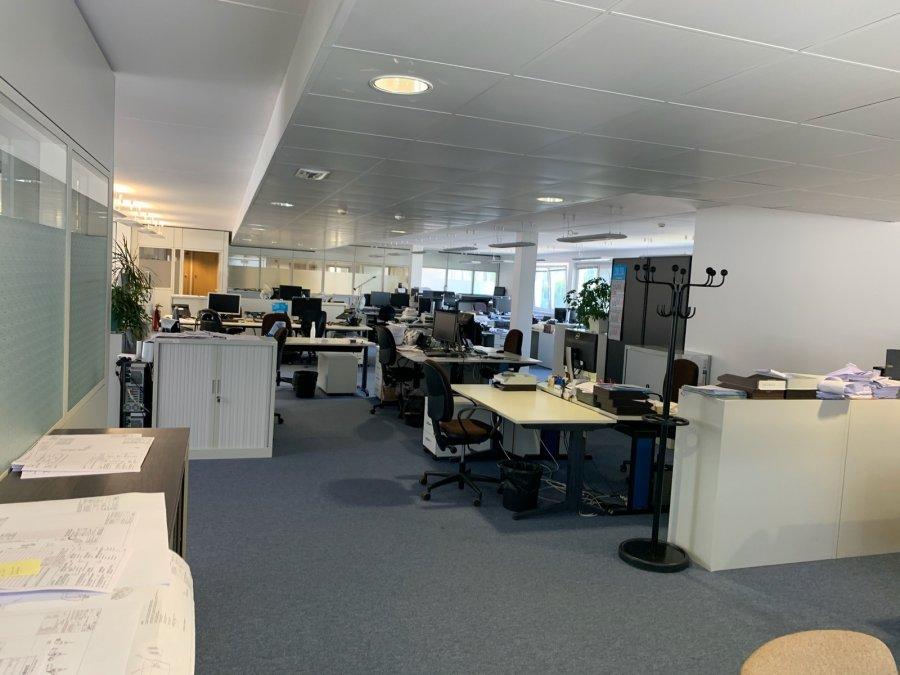 louer bureau 0 chambre 280 m² steinsel photo 3