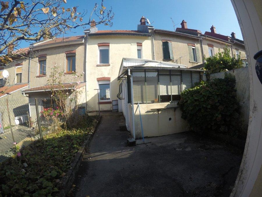 acheter maison mitoyenne 5 pièces 102 m² longlaville photo 1