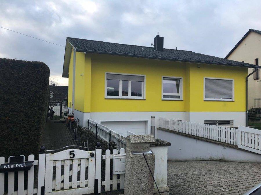 Einfamilienhaus zu verkaufen 3 Schlafzimmer in Palzem