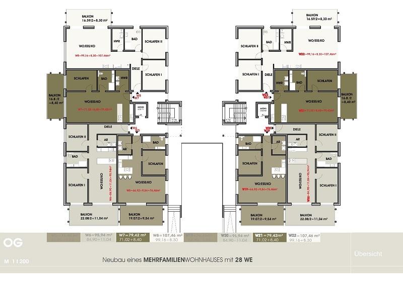 wohnung kaufen 2 zimmer 76.46 m² perl foto 3