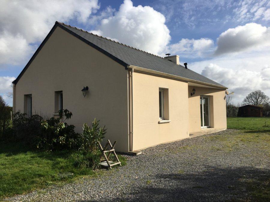 Maison à vendre F3 à Saint dolay