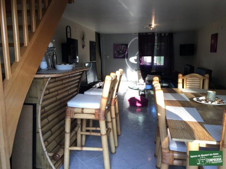 Maison jumelée à vendre 4 chambres à Villerupt