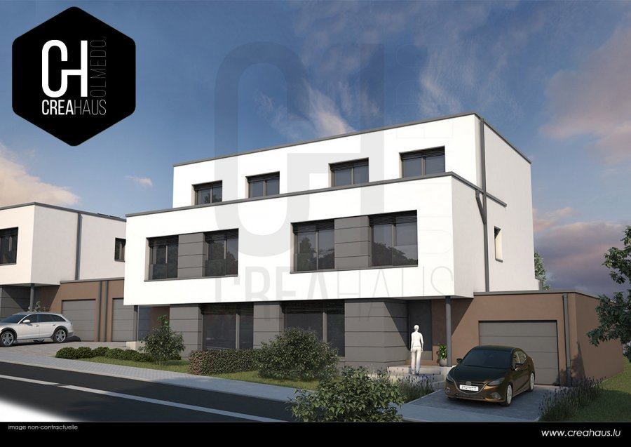acheter maison jumelée 3 chambres 130 m² goetzingen photo 1