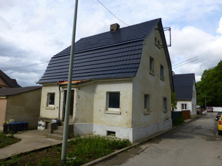 Maison individuelle à vendre 4 chambres à wellen