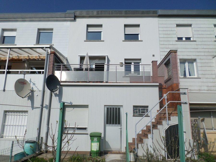 Maison mitoyenne à vendre 3 chambres à Crauthem