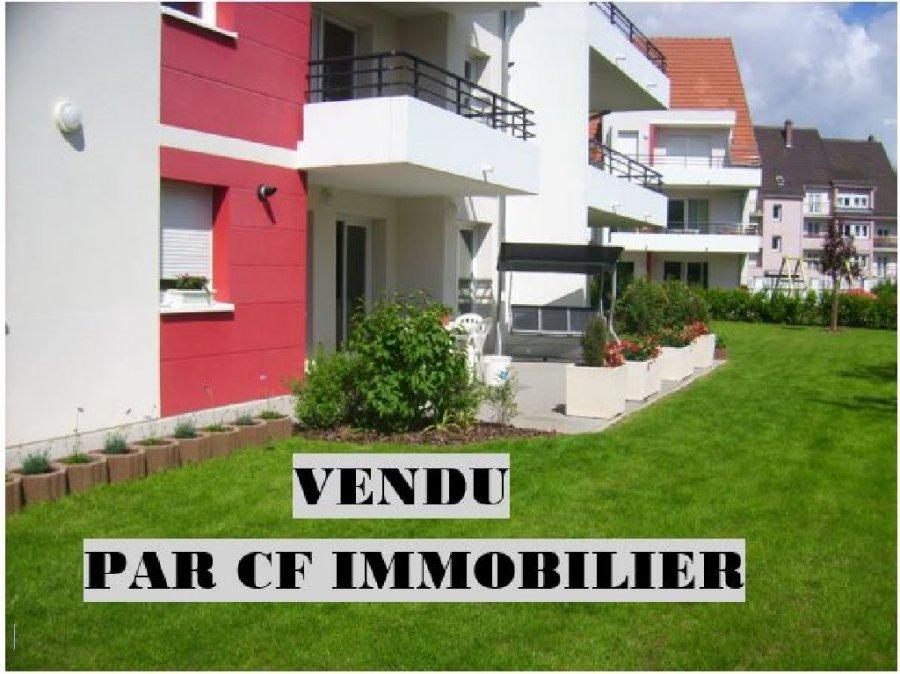 Appartement à vendre F5 à Boersch
