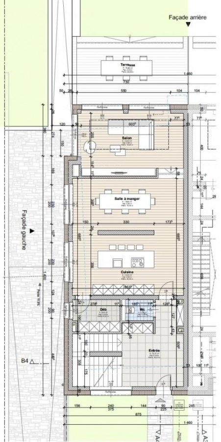 acheter maison jumelée 4 chambres 220 m² fentange photo 4