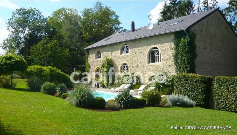 acheter maison 11 pièces 330 m² audun-le-tiche photo 1