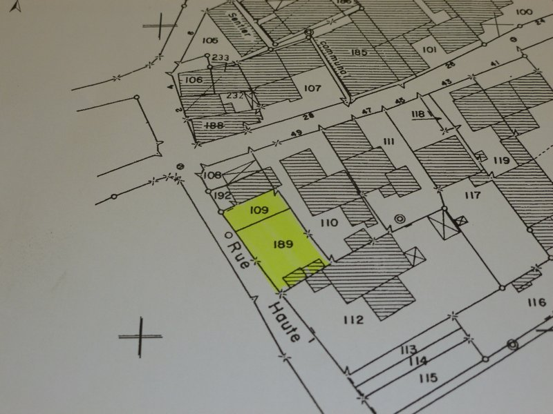 Terrain constructible à vendre à Waldhambach