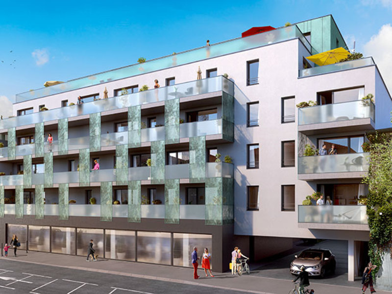 acheter appartement 3 pièces 65 m² saint-max photo 1