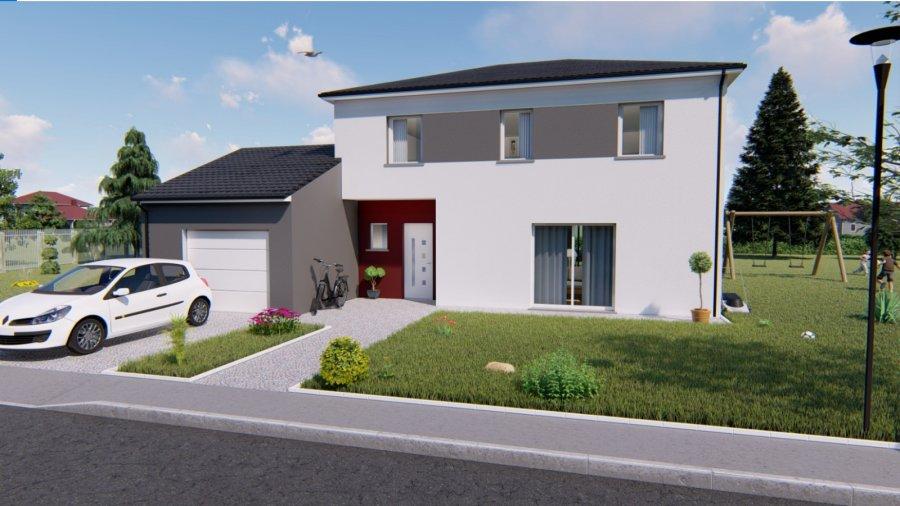 acheter maison individuelle 4 pièces 117 m² bulgnéville photo 1