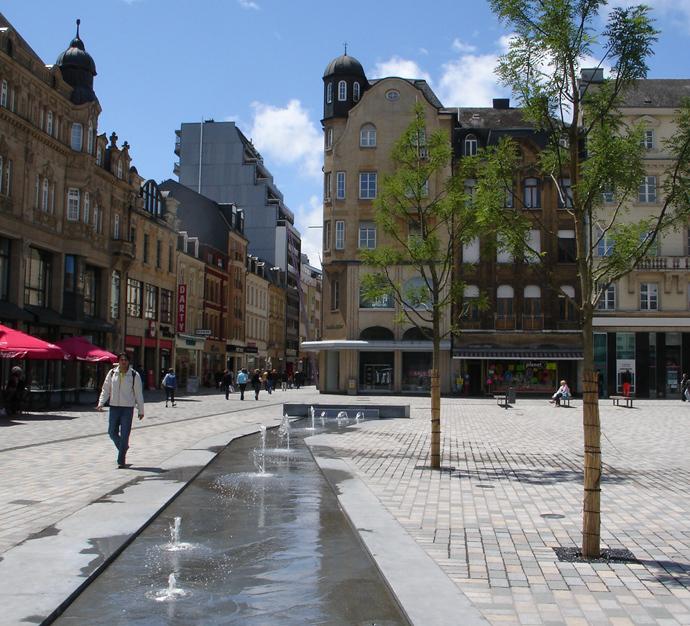 Local commercial à Esch-sur-Alzette