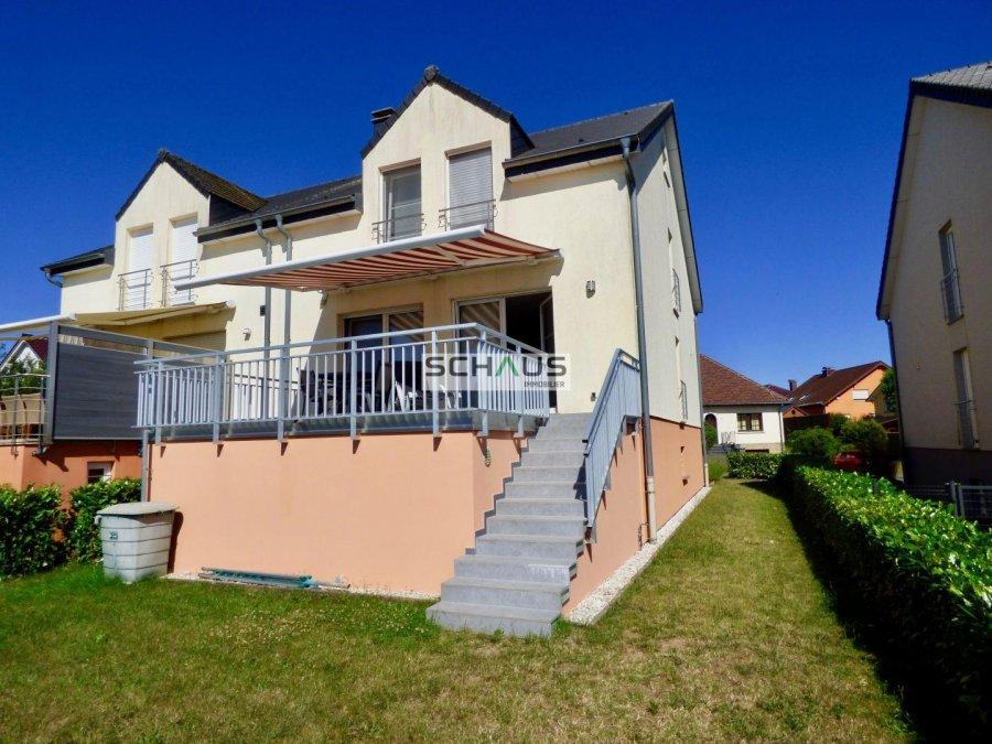 Maison jumelée à vendre 4 chambres à Goeblange