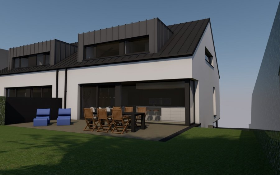 acheter maison jumelée 4 chambres 258.35 m² perle photo 3